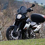 Motociclismo : Basilicata 14 03 2010 , Parco Nazionale del Pllino, 290 km con la KTM Supermoto smt 990