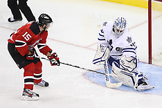 November 2, 2011: Toronto Maple Leafs at New Jersey Devils