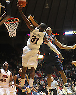 Ole Miss vs. Auburn in Oxford, Miss. on Wednesday, February 24, 2010. Ole Miss won 85-75.
