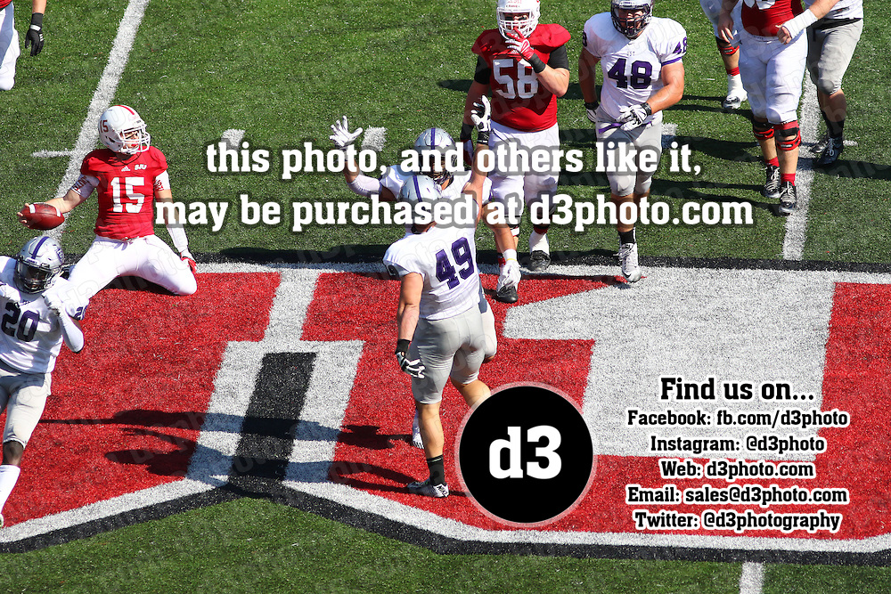 Unauthorized reproduction of d3photography.com photos is strictly forbidden (resale, reproduction);<br /> use in advertising (for profit or at a loss) is a violation of the Student-Athlete's eligibility to compete.<br /> <br /> NCAA Bylaw 12.5.2.2 - Use of a Student-Athlete's Name or Picture Without Knowledge or Permission.<br /> If a student-athlete's name or picture appears on commercial items (e.g., T-shirts, sweatshirts, serving trays, playing cards, posters) or is used to promote a commercial product sold by an individual or agency without the student-athlete's knowledge or permission, the student-athlete (or the institution acting on behalf of the student-athlete) is required to take steps to stop such an activity in order to retain his or her eligibility for intercollegiate athletics.  Such steps are not required in cases in which a student-athlete's photograph is sold by an individual or agency (e.g., private photographer, news agency) for private use. (Revised: 1/11/97, 5/12/05).