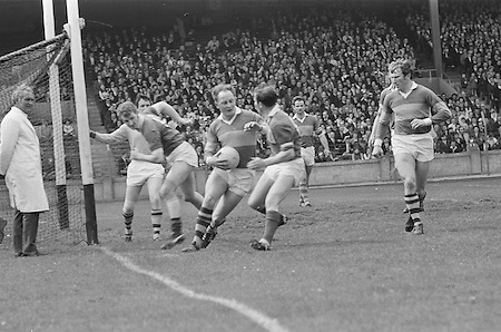 NFL Final - Kerry v Mayo..20.06.1971  20th june 1971