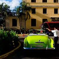 MLB players make a goodwill trip to Havana, Cuba. (Photo by Chip Litherland/The Players' Tribune)