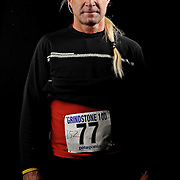 Portrait of ultra marathon runner Dan Wilson before the start of the Grind Stone 100 Mile Ultra Marathon in Swoope, VA, Friday, Oct. 03, 2008...The Grindstone is the hardest 100 mile race east of the 100th meridian. .