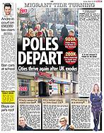 POLES DEPART