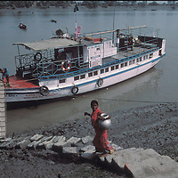 The Sundarbans in the Ganges delta is home to nearly 3M people with little or no access to doctors or health facilities. The association SHIS with the help of French writer Dominique Lapierre and his wife Dominique send ferries turned into clinics to remote villages to cure, heal and soothe the poor mostly farmers and fishermen of this area where tuberculosis is still a problem. But it is not the only one... Kodachrome