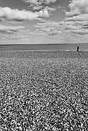 Pakefield Beach, Lowestoft, Britain - 2009