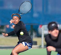 2016 A&T Women's Tennis vs Shaw University