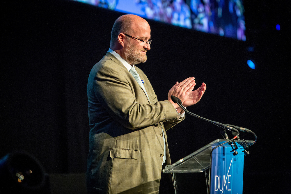 Duke Forward is returning to London! Join us for Ideas That Move the World Forward, a new program featuring short, inspiring talks by some of Duke's most innovative thinkers whose ideas are forging real change both locally and globally. London, Wed. June 22, 2016. (Photos/Ivan Gonzalez)