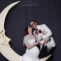 Michele&Ken Wedding Photo Booth