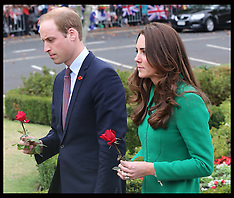 APR 12 2014 Royal Tour of New Zealand and Australia-Day 6