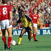 Nottingham Forest v Arsenal 22.9.1990