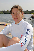 Reading, GREAT BRITAIN, GBR W4X, Annie VERNON, GB Rowing 2007 FISA World Cup Team Announcement, at the GB Training centre, Caversham, England on Thur. 26.04.2007  [Photo, Peter Spurrier/Intersport-images]..... , Rowing course: GB Rowing Training Complex, Redgrave Pinsent Lake, Caversham, Reading