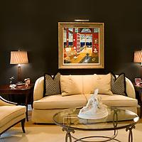 Living Room, Interior Design Photography