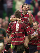 20030301  Leicester Tigers vs Gloucester Rugby, Premiership