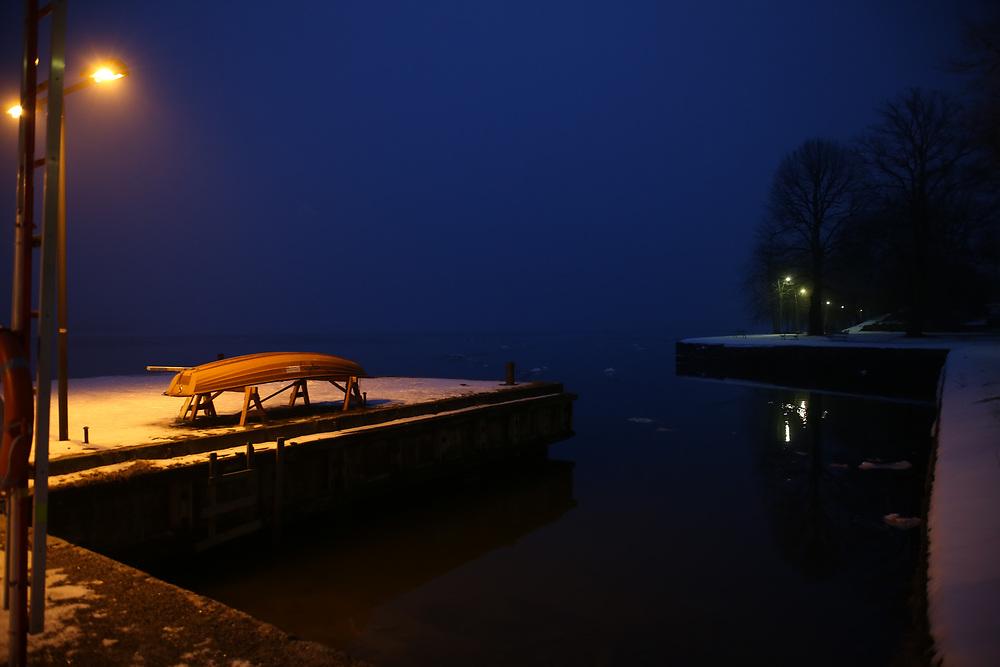 Archipel d'Helsinki<br />  la nuit
