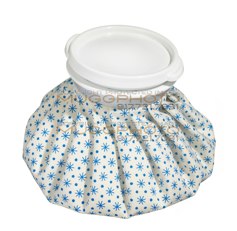 gal pal ice pack with a snow flake pattern