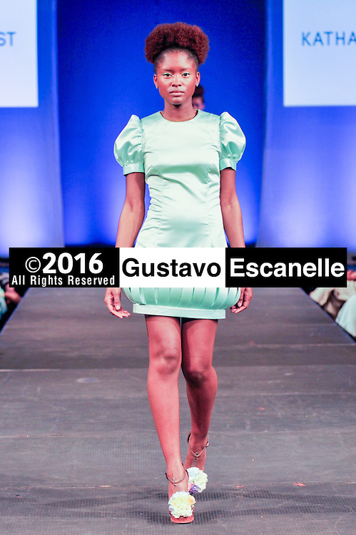 NEW ORLEANS FASHION WEEK 2016: NOFW6, New Orleans Fashion Week with Designer Katharine Faust showcasing her design at the New Orleans Board of Trade on Thursday March 17, 2016. &copy;2016, Gustavo Escanelle, All Rights Reserved. &copy;2016, MOI MAGAZINE, All Rights Reserved.<br /> <br /> #nofw6