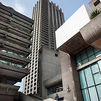 Le Corbusier, Barbican