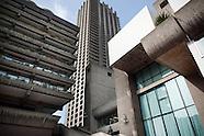 Le Corbusier, Barbican