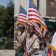 NY439A Memorial day parade bayridge