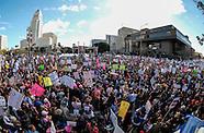 20170121 Women's March Los Angeles