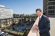 David Hart, presidnet of Steinberg Architects