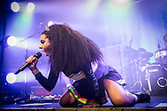 Charli XCX live at Heaven in London on 30 October 2014