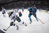 20151212 - Minnesota Wild @ San Jose Sharks