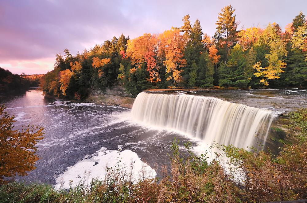 Tahquamenon Falls, Michigan's Upper Peninsula