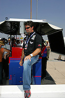 Michael Andretti, Bombardier Learjet 500, Texas Motor Speedway, Ft. Worth, TX USA, 6/10/2006