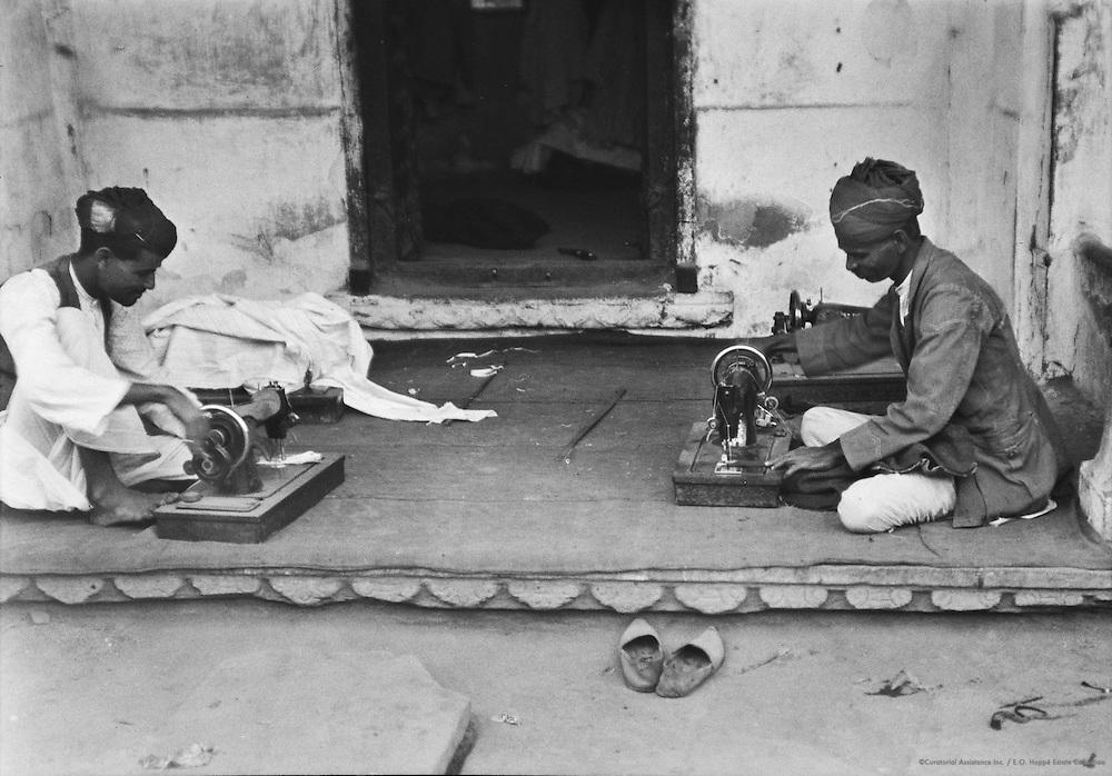 Tailors, Udaipur, India, 1929