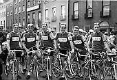 1962 - Start of An Rás Tailtean from the G.P.O. Dublin