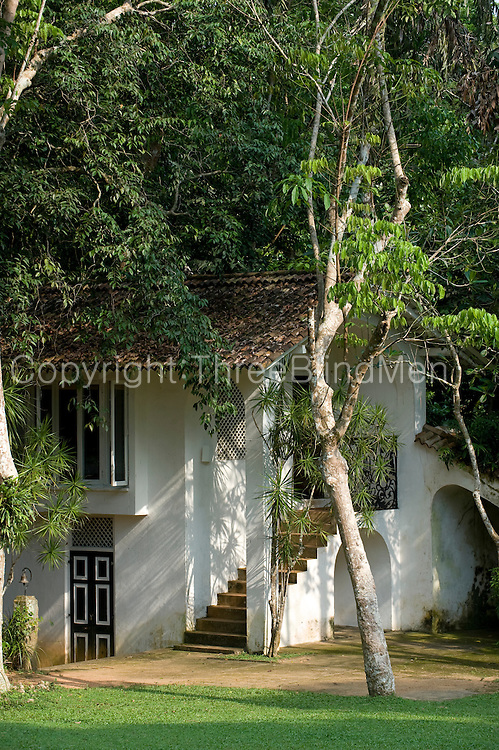 The Draftsman's Bungalow.<br /> <br /> Lunuganga. The country home and garden of Geoffrey Bawa.