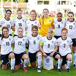 130828 England U19 v Finland U19