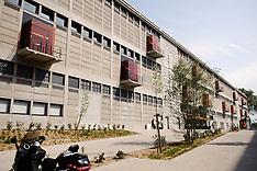 Le centre commercial des Docks 76 à Rouen, Juin 2009