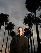 Producer Bill Pohlad.  Photographed on Bedford Drive in Beverly Hills, CA.