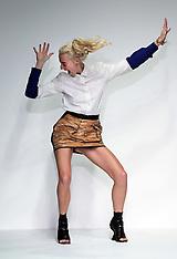 JAN 9 Katy Eary show at London Menswear Fashion Week A/W 2013