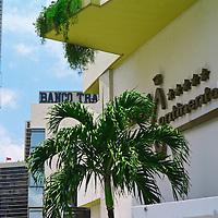 Pictured: Via Espan?a shooping area Street scene. Downtown Panama City. Via Espan?a AvenueHotel Continental