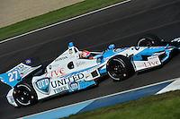 James Hinchcliffe, Grand Prix of Indianapolis, Indianapolis Motor Speedway, Indianapolis, IN USA 5/10/2014