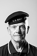Lou Kueltzo<br /> Navy<br /> Petty Officer 3rd Class<br /> Machinist Mate<br /> 1952 - 1955<br /> Korean War<br /> <br /> Veterans Portrait Project<br /> Chicago, IL