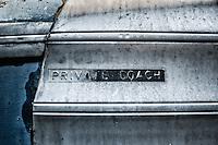 Vintage Private Coach Bus