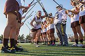 Drew University Women's Lacrosse at Rowan University - April 9, 2013