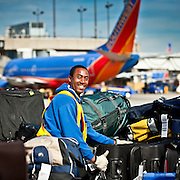 Baggage handler Southwest Airlines San Diego Airport
