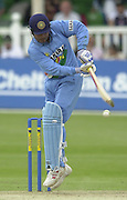 .24/06/2002.Sport - Cricket - .One day game 50 overs - Kent CC vs India.St Lawrence Ground - Canterbury
