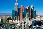 New York, New York, Las Vegas, Nevada, USA<br />