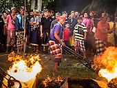 Mass Cremation in Bali