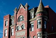 Butte Montana, Curtis Music Hall, uptown