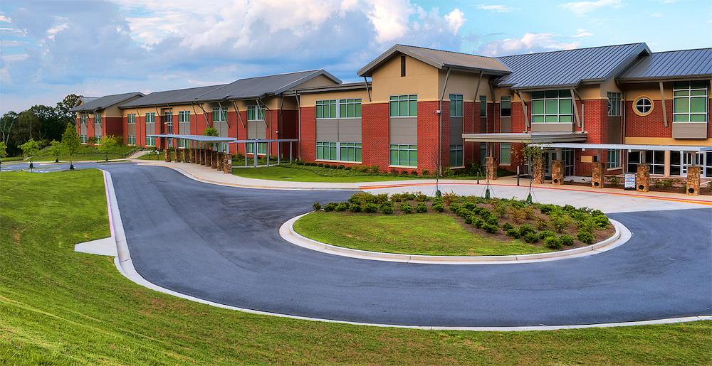 Ison Road Elementary School<br /> Sandy Springs, GA<br /> Collins Cooper Carusi - Architect