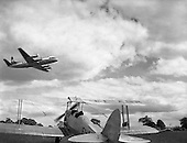 1957 - 09/06 Air Display at Weston, Leixlip, Co. Kildare