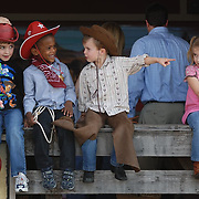 "Cowboys and cowgirl in the Fort Worth Stockyards. For ""Texas Highways"" magazine."